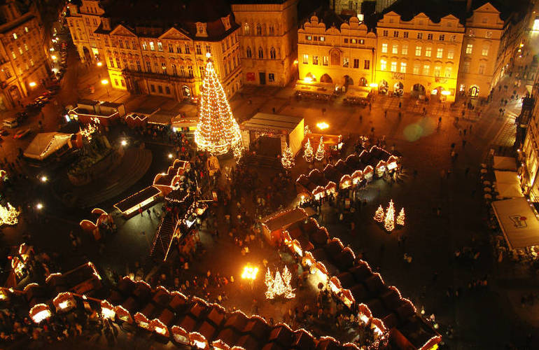 Treca_advent_prag